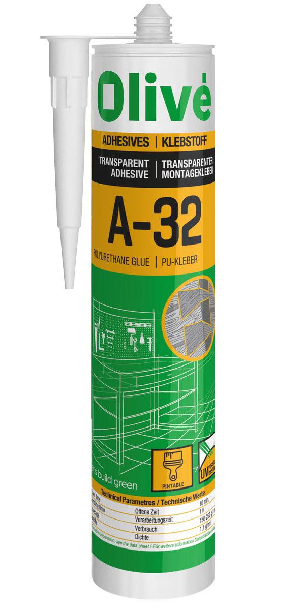 A-32 PU D-4 adhésif