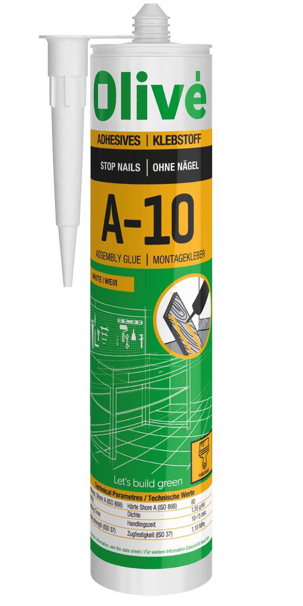 A-10 Mastic