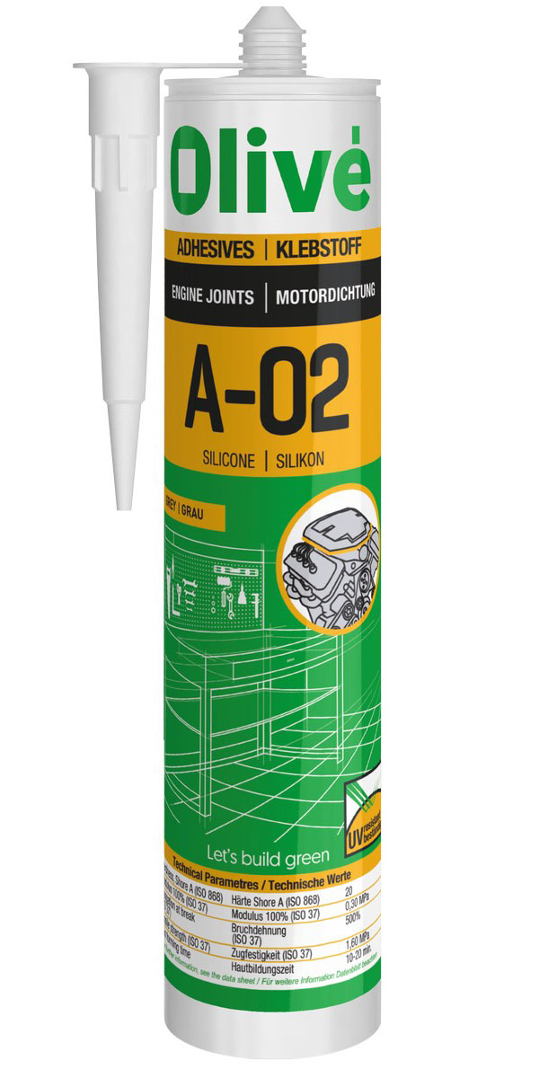 A-02 Engine-joint silicone