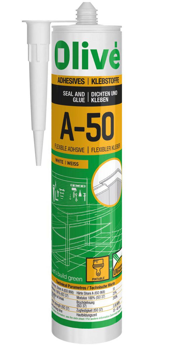 A-50 Adhésif flexible