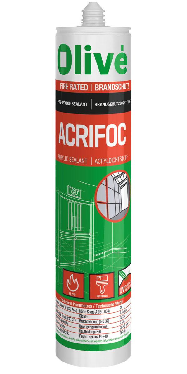 ACRIFOC Mastic acrylique