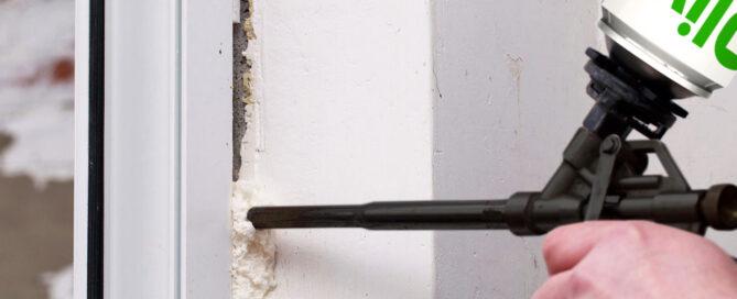La espuma de poliuretano, en primera línea del sector de la construcción