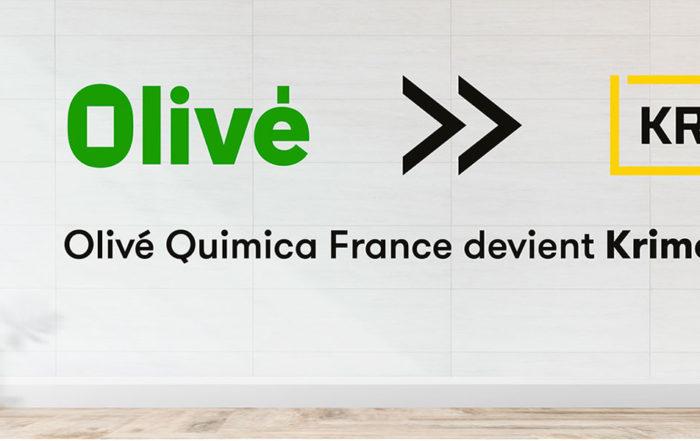 Olivé quimica France devient Krimelte France