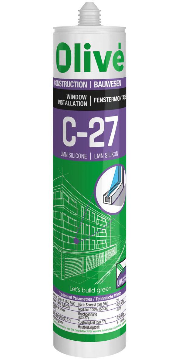 C-27 Neutral silicone