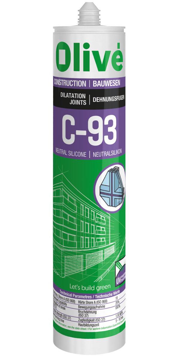C-93 Neutral benzamide silicone