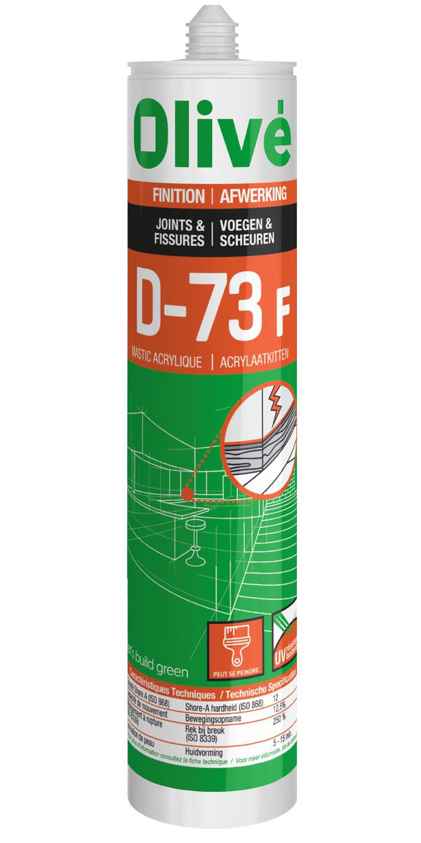 D-73 F Mastic acrylique