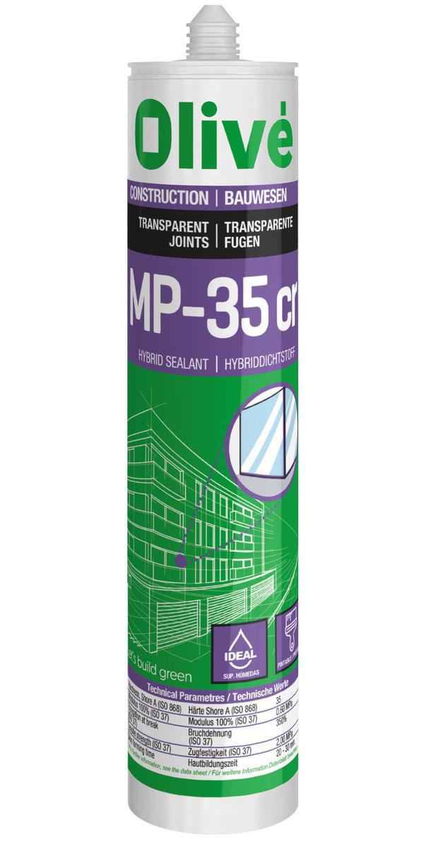 MP-35 CR Transparent hybrid sealant