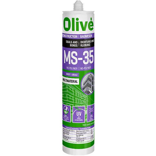 OLIVÉ MS-35 étanchéité et collage polymère MS