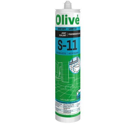 S-11 Silicona acética para cocinas y baños