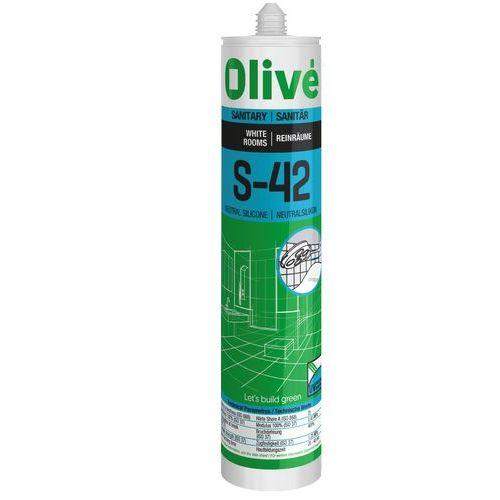 S-42 Silicona neutra para salas limpias