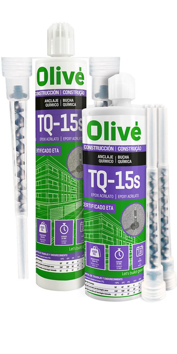 Taco químico TQ-15s