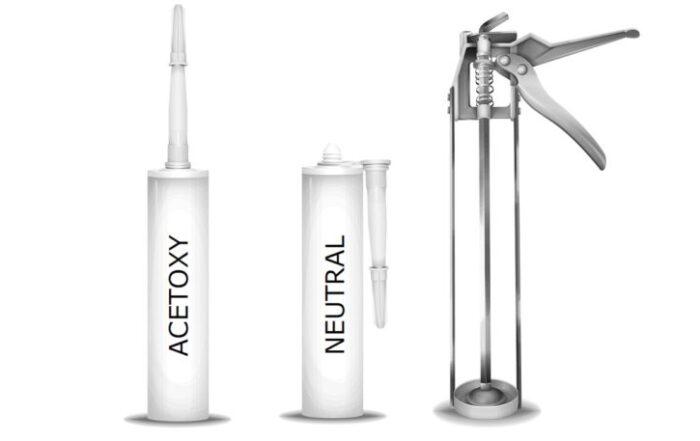 Silicones acétiques contre silicones neutres