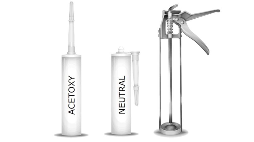 Acetoxy Silicone