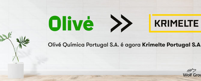 Olivé Portugal S.A. agora é Krimelte Portugal S.A.