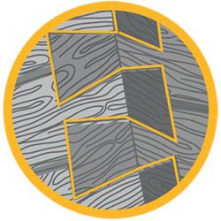 Adhesivo transparente industrial