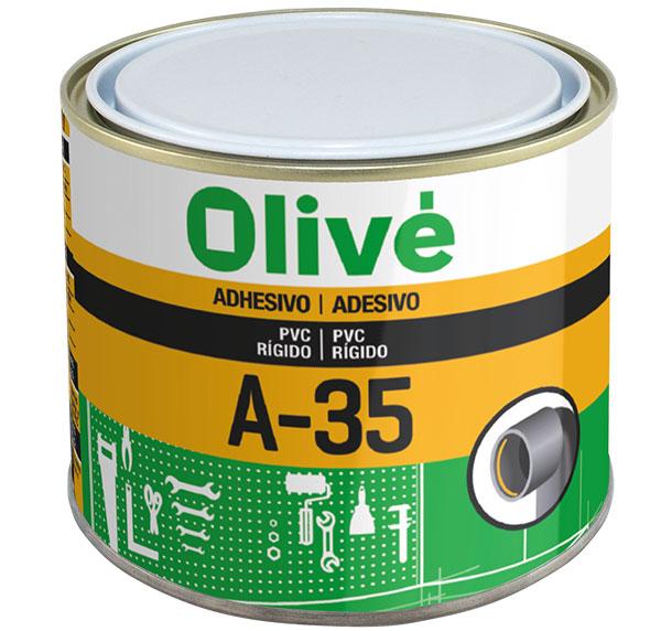 Cola para pvc olivé A-35