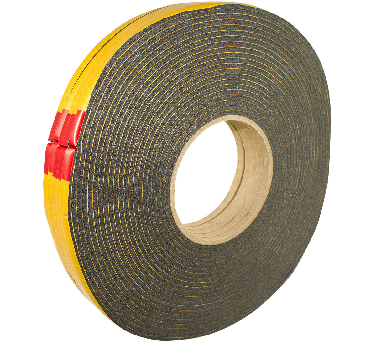 Insulating and sealing tape for doors and windows