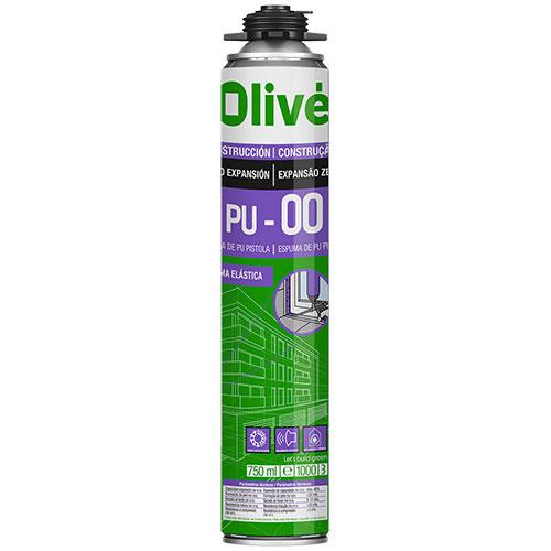 Espuma de expansión Olive PU00