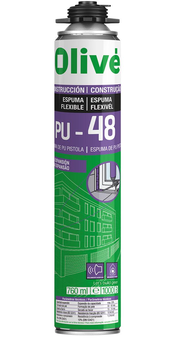 Espuma PU flexible PU-48
