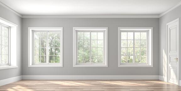 Espuma para ventanas