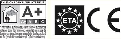 Certificado de calidad del taco químico TQ-10s