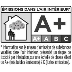 Etiqueta francesa sobre COV