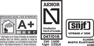 certificaciones silicona acética 600