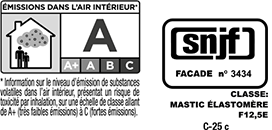 Certificado de calidad de Olivé C-25 c