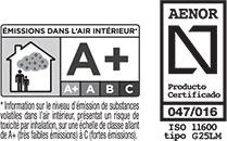 Certificado de calidad de Olivé C-93