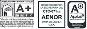 Certification Olivé silicones