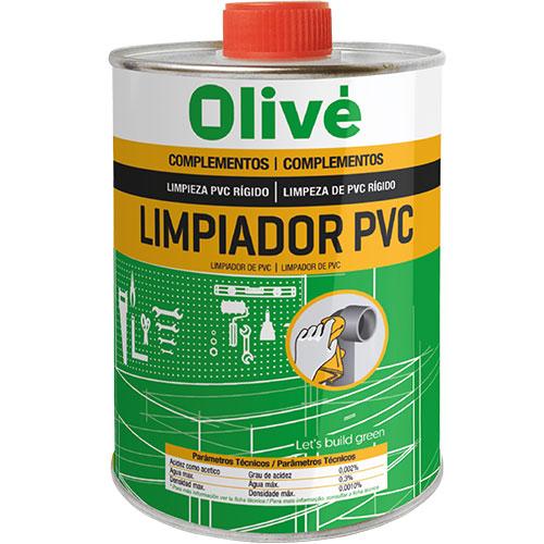 Limpiador de PVC rígido