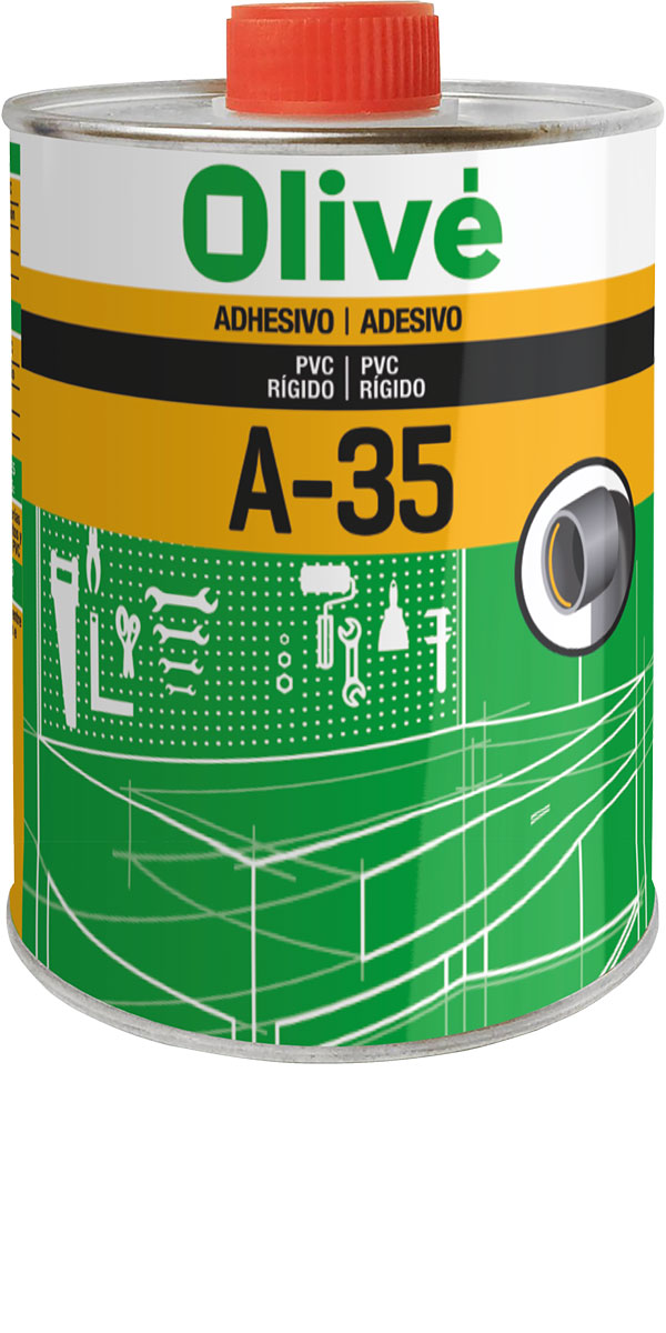 Olivé A35 PVC rígido