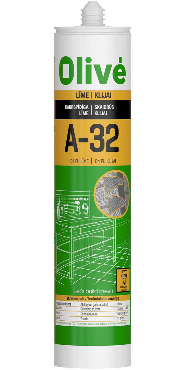 A-32 - D4 PU klijai