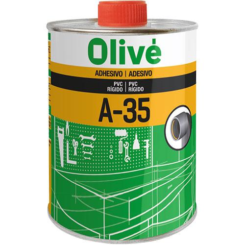 Olivé A34 PVC rígido
