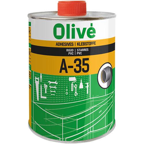 Olivé A35 Rigid PVC