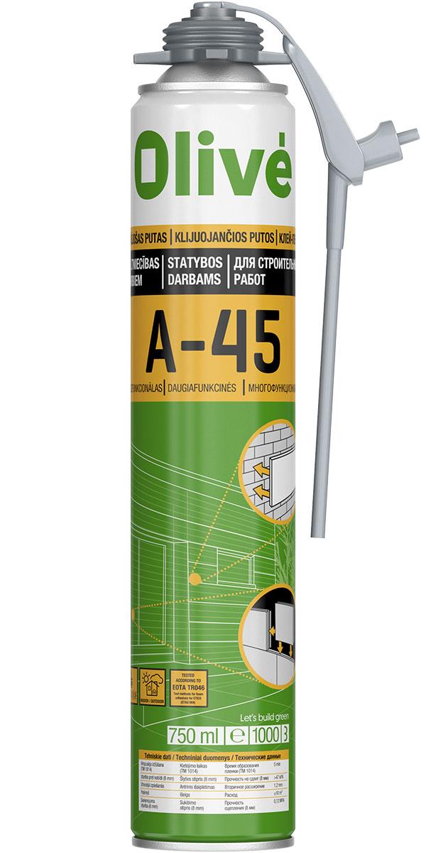 A-45 Klijuojančios putos