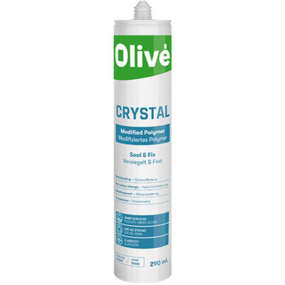 Olivé Crystal - Seal & Fix