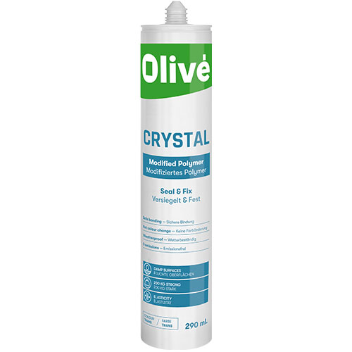Olivé Crystal - Seal & Fix