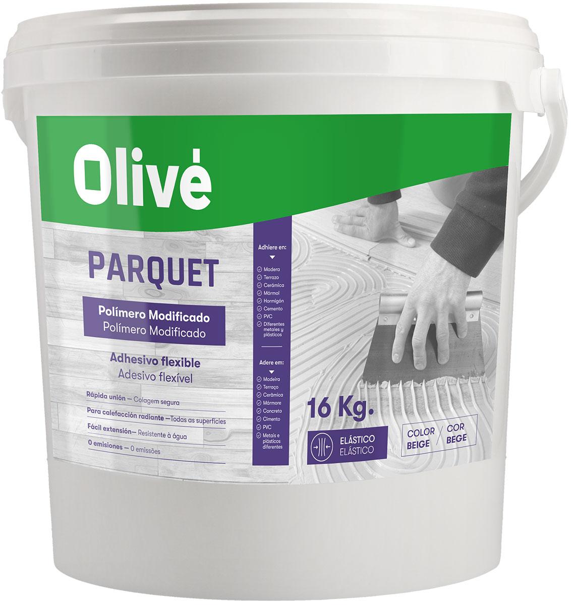 olivé parquet polímero