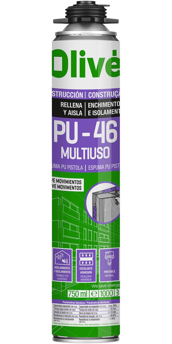 Espuma multiuso PU46