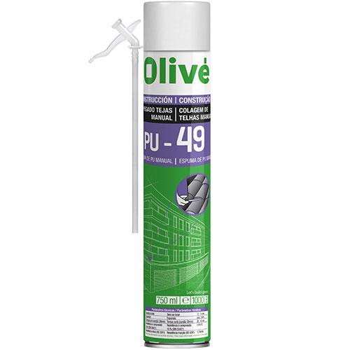 Adhesivo para pegado de tejas