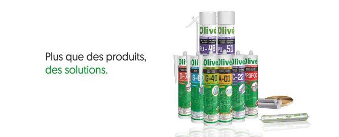 système professionnel Olivé