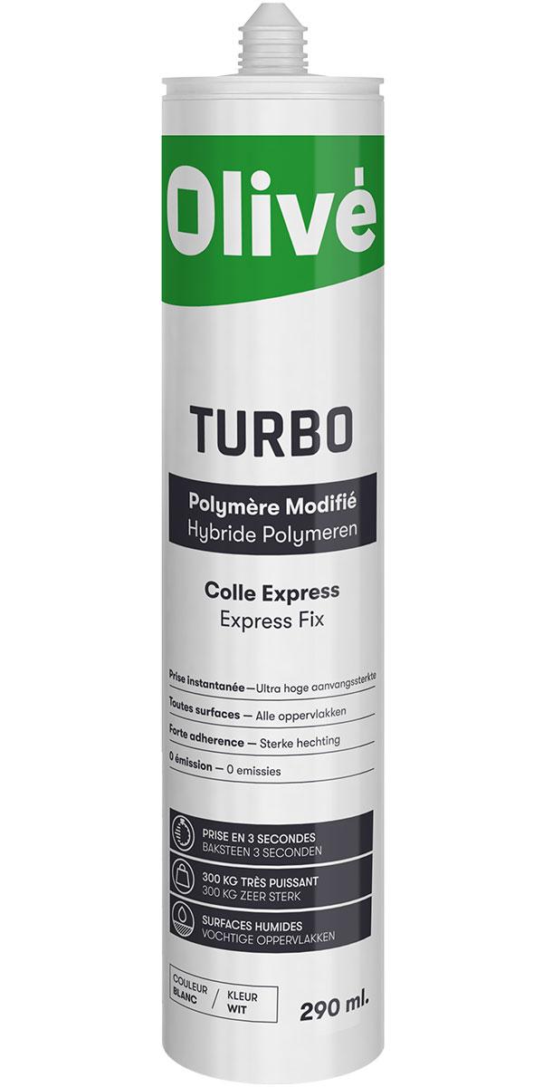 Olivé Turbo - Colle Express