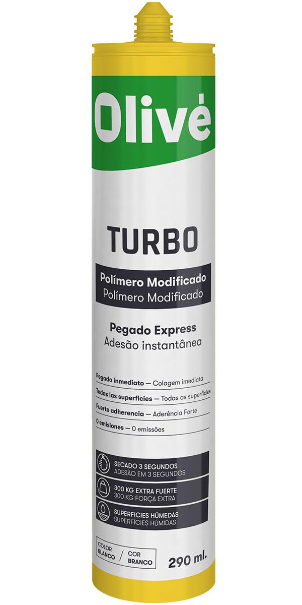 Olivé Turbo - adhesivo elástico de alta resistencia