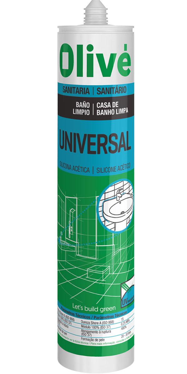 Silicona para baños Universal