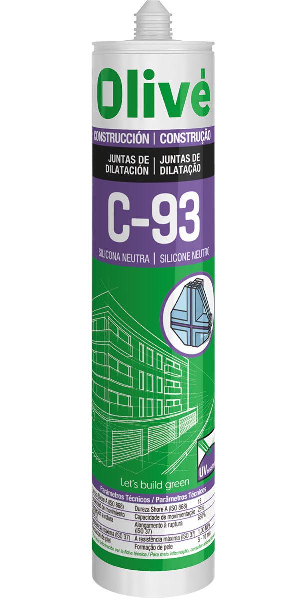 C-93 Silicone benzamida para juntas de dilatação
